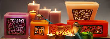 moroccan scented candles