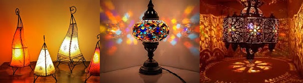 moroccan Lanterns lamps