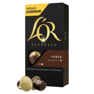 Coffee capsules L'Or