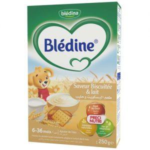 Blédine Saveur Biscuitée et Lait
