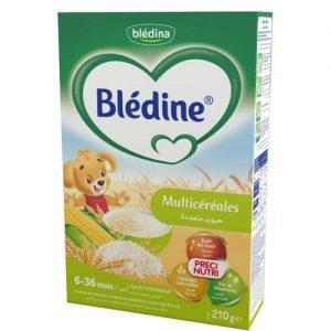 Blédine Multicéréales – Box 210g