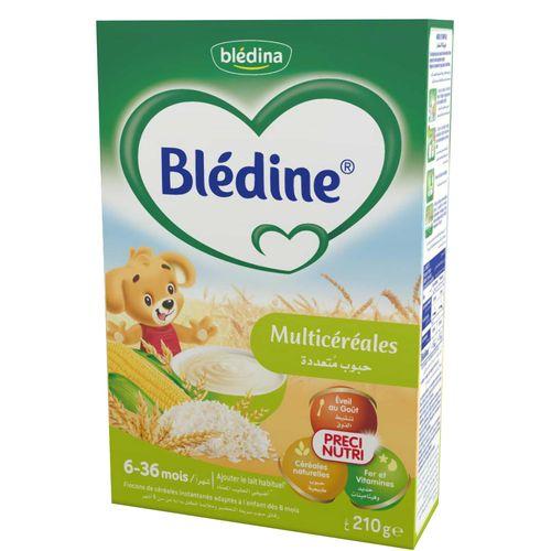 bledina bledine milk and honey baby cereal