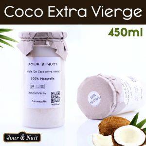 Huile de COCO BIO super qualité 450 ml