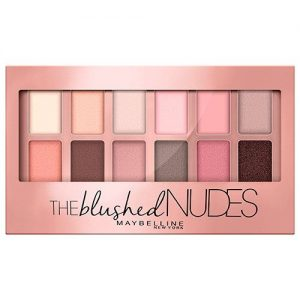 Maybelline New York E.SHADOW PALET.NU 01 BLUSHED Nudes