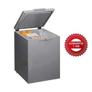 Whirlpool Congélateur 200L CF20 Silver - Garantie