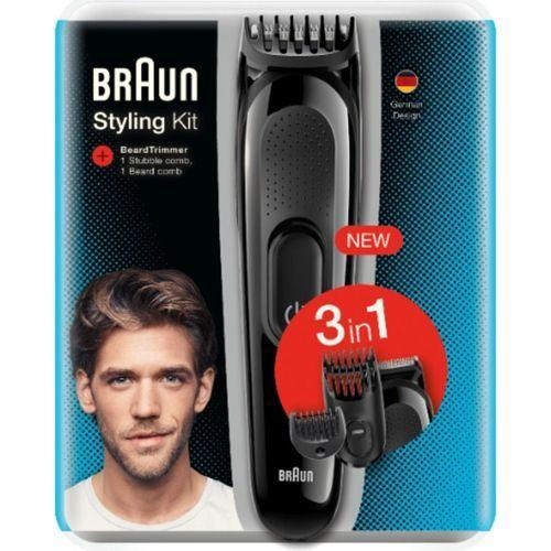 tondeuse barbe braun
