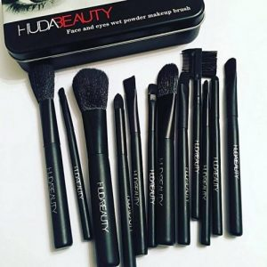 kit pinceaux huda beauty