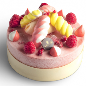 gâteau fraise et yogourt