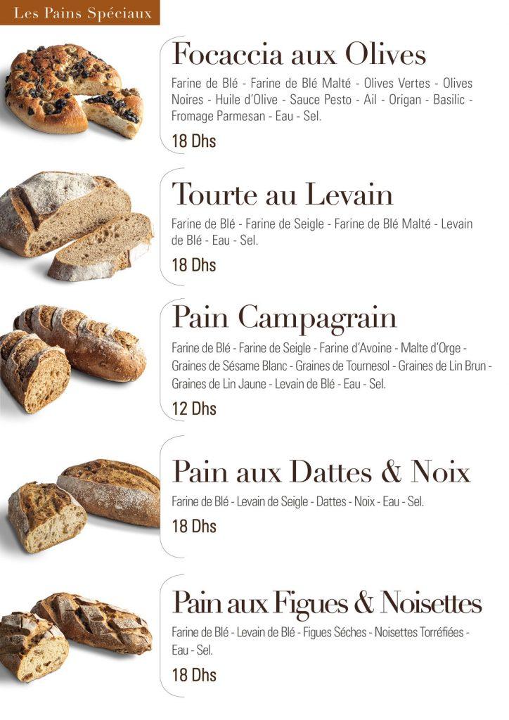 pain Focaccia aux olives  tourte au levain pain campagrain pain aux dattes aux noix figues noisettes